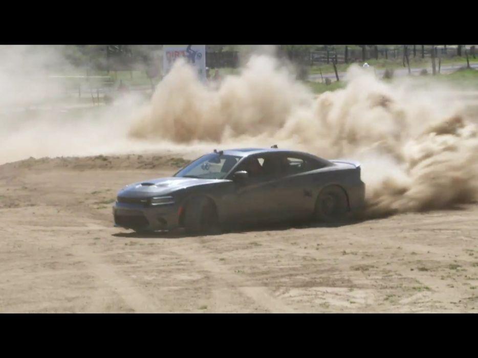 Dodge Charger Hellcat wallpaper