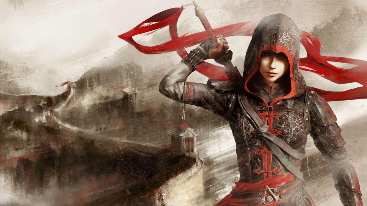 Assassins Creed Chronicles China Adventure Action Fantasy