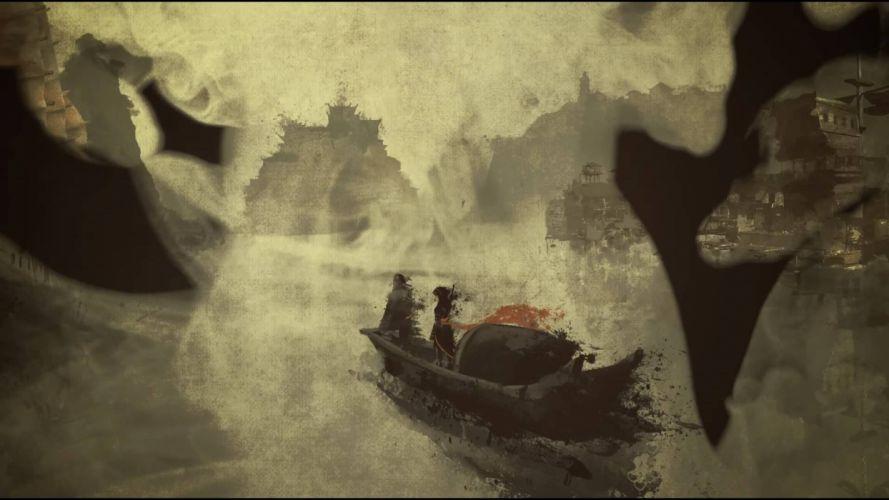 ASSASSINS CREED Chronicles China adventure action fantasy warrior fighting kung martial arts wallpaper