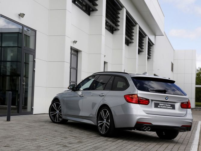 BMW 330d Touring 40 YEARS Edition 2015 cars wagon wallpaper
