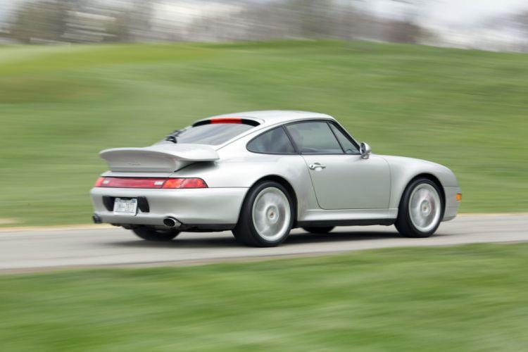 Porsche 911 Turbo 3 6 Coupe US-spec 993 1995 coupe cars wallpaper
