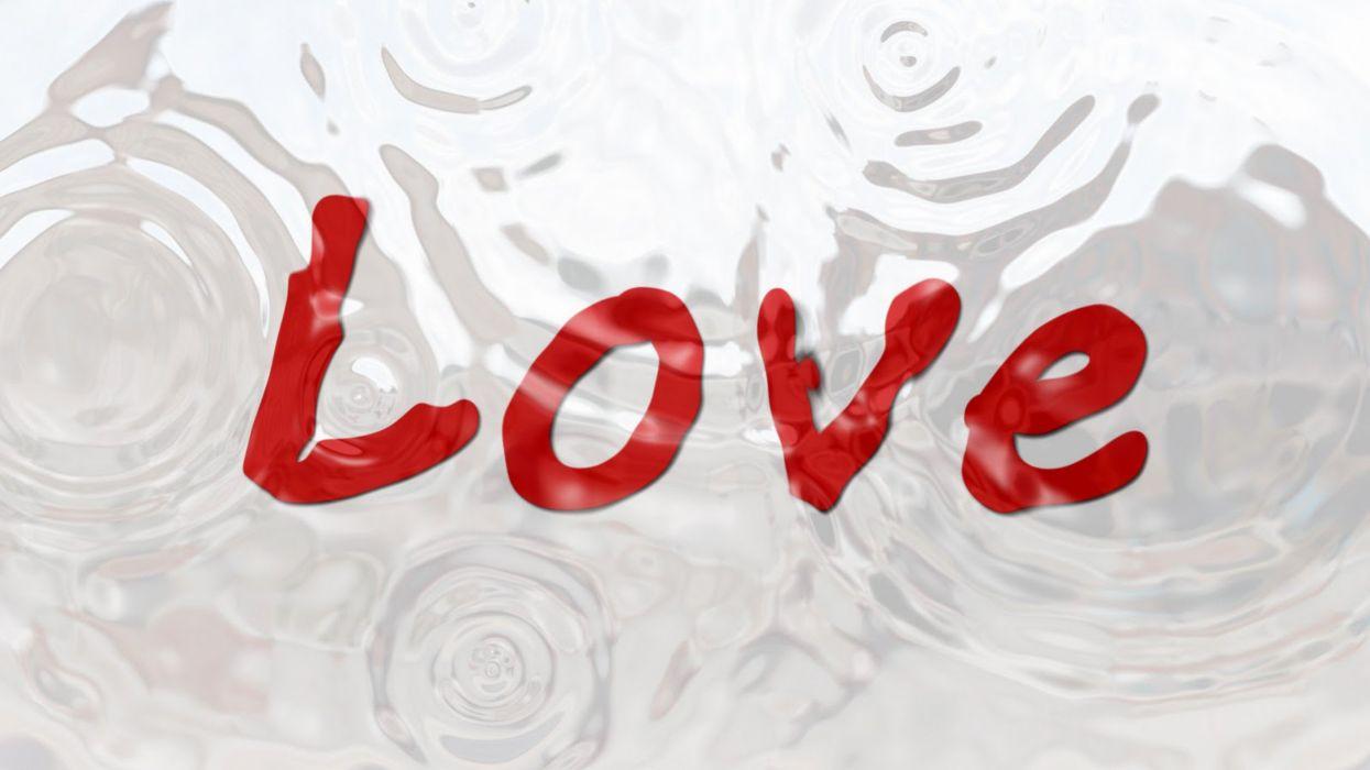 love amor wallpaper
