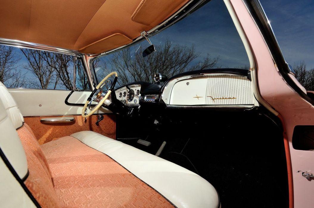 1955 DeSoto Fireflite Sportsman cars classic wallpaper