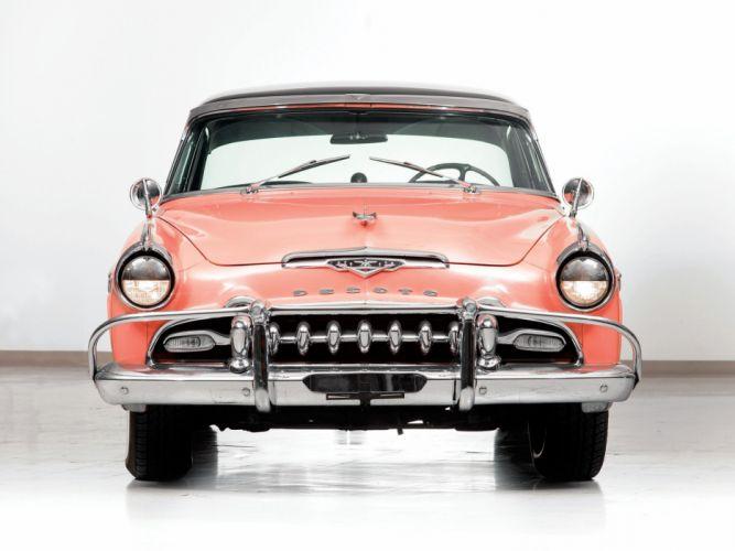 1955 DeSoto Fireflite Sedan cars classic wallpaper