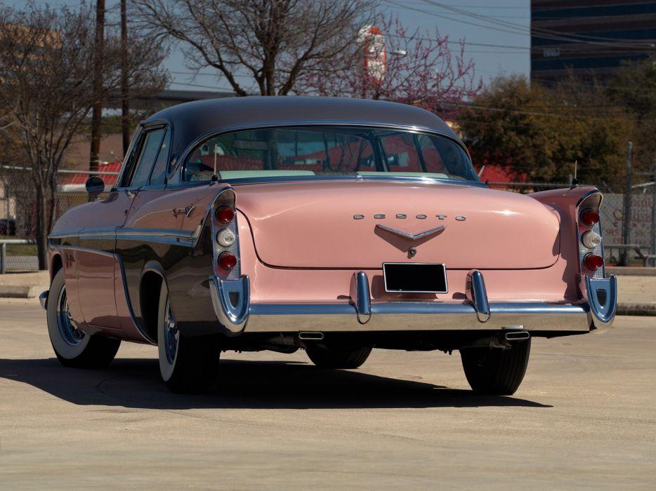 1956 DeSoto Fireflite Sportsman Hardtop Coupe classic cars wallpaper