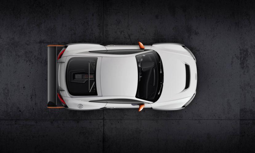 Audi TT Clubsport Turbo concept cars supercars 2015 wallpaper