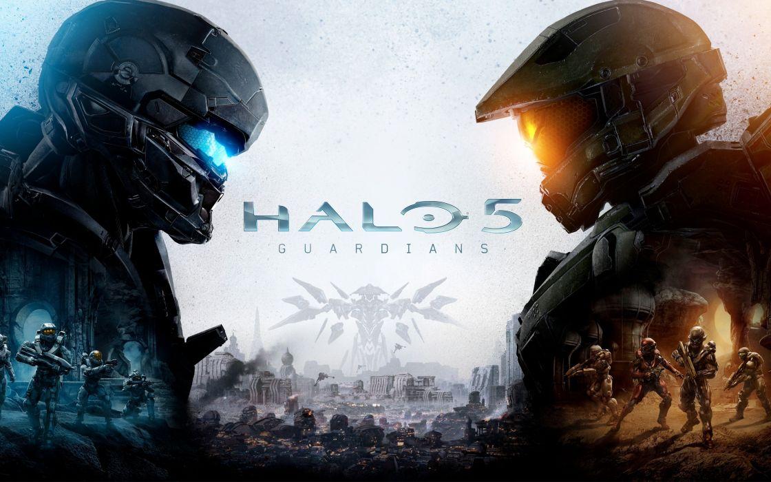 Halo 5: Guardians wallpaper