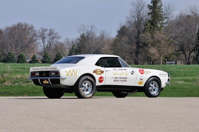 1967 Chevrolet Camaro Grumpys Toy Pro Stock Drag Dragster Race Racing USA 4288x2848-01 wallpaper
