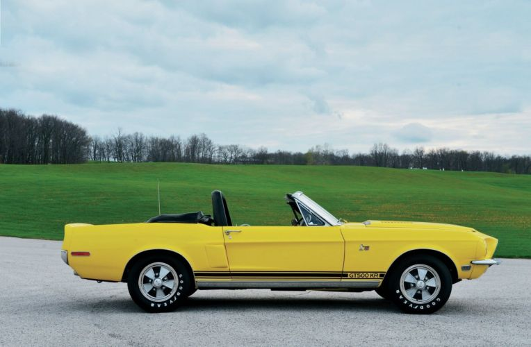 1968 Ford Mustang Shelby GR500 Convertible Classic Muscle Old Oiginal USA-2048x1340-03 wallpaper