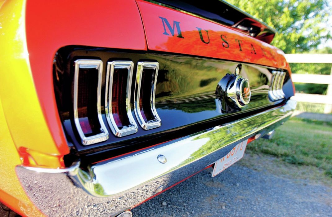 1970 Ford Mustang GT Fastback Super Street Pto Touring Red USA 2048x1340-04 wallpaper