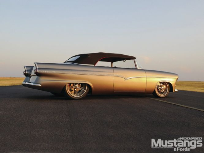 1956 FordSunlineer Super Street Rodder Hot Rod Convertible USA 1600x1200-01 wallpaper