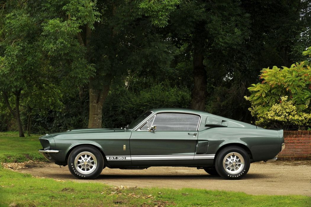 1967 Shelby GT350 classic cars wallpaper