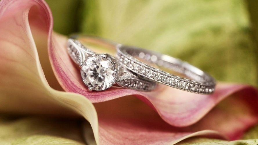 diamond-rings beauty wallpaper