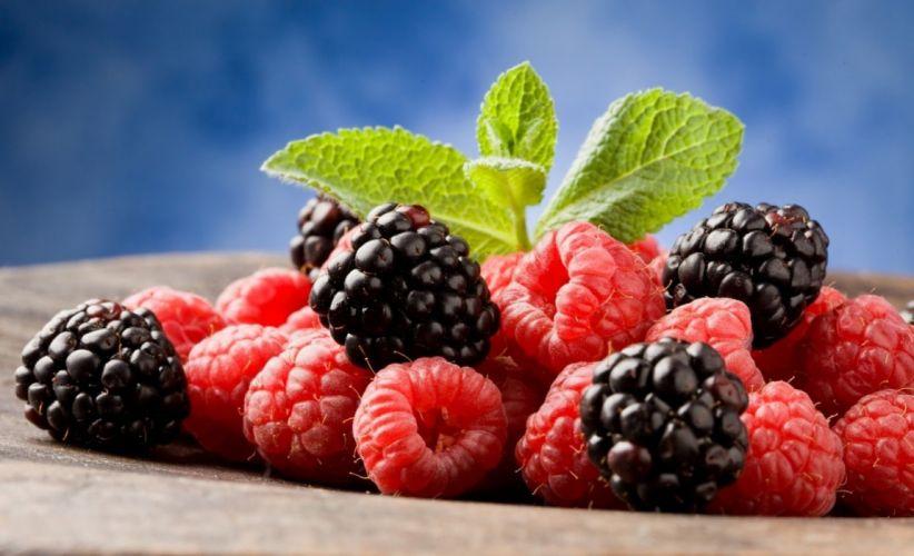 fruits BlackBerry fruit delicious beauty wallpaper