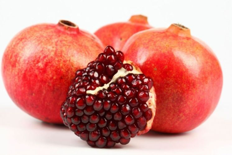fruit delicious beauty pomegranate wallpaper