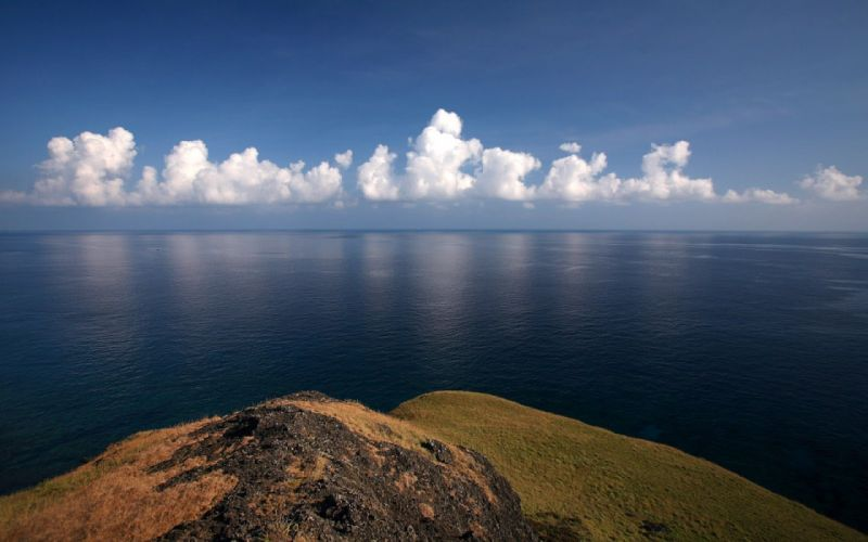 sea ocean sky beauty nature cloud wallpaper