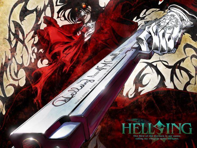 series character -hellsing-ultimate-anime wallpaper