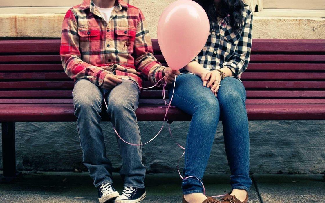 Love Mood Couple Balloon Girl Boy Wallpaper 1920x1200 683887 Wallpaperup