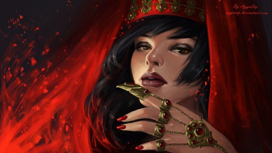 fantasy women woman girl girls art artwork wallpaper