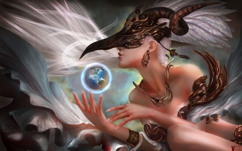 fantasy women woman girl girls art artwork wallpaper