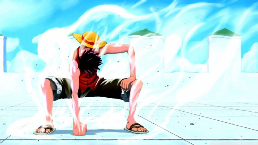 One PieceMonkey D Luffy wallpaper