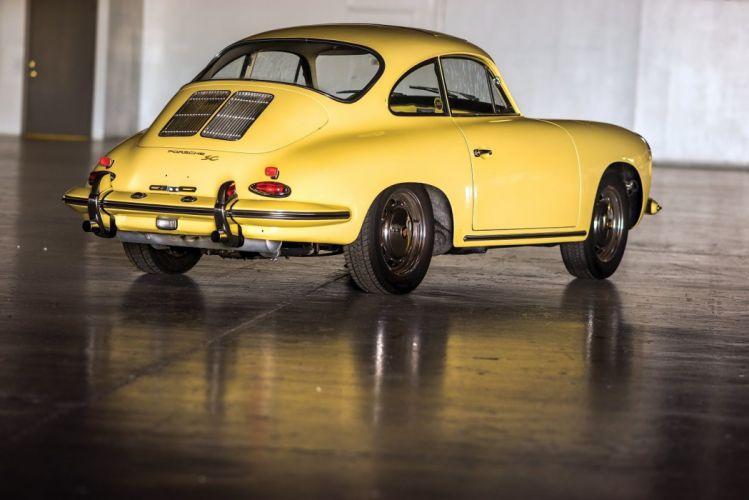 1963 356 cars classic Coupe Porsche wallpaper