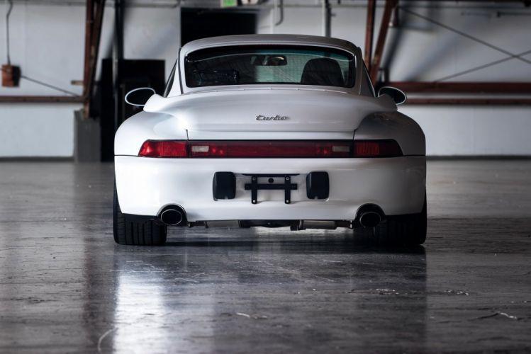 Porsche 911 Turbo 3 6 Coupe US-spec 993 cars 1995 wallpaper
