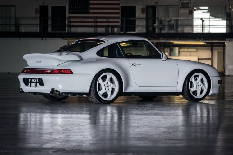 Porsche 911 Turbo 3 6 Coupe US-spec 993 cars 1995 wallpaper