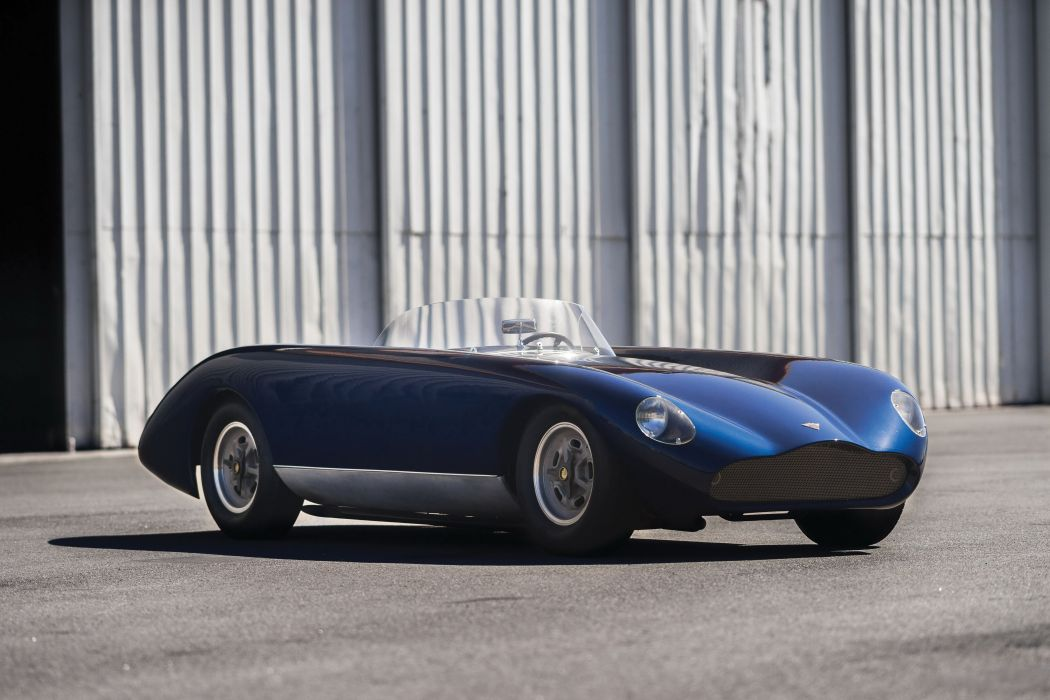 Sorrell-Manning Special Roadster cars classic 1954 wallpaper