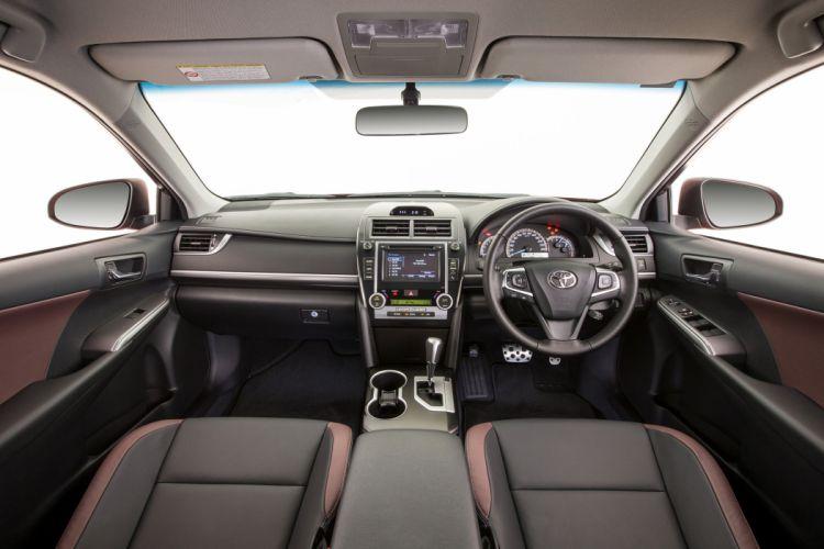 Toyota Camry Atara-SX cars sedan 2015 wallpaper