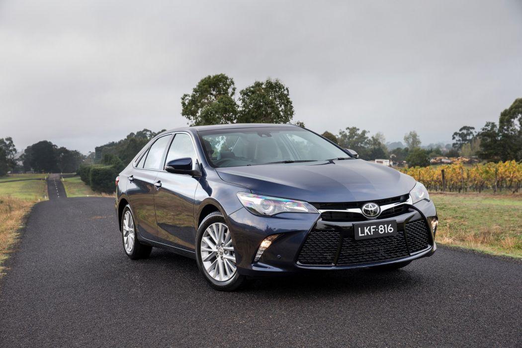 Toyota Camry Atara-sl cars sedan 2015 wallpaper