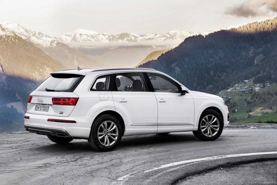 Audi -7 TDI quattro 2015 cars suv wallpaper