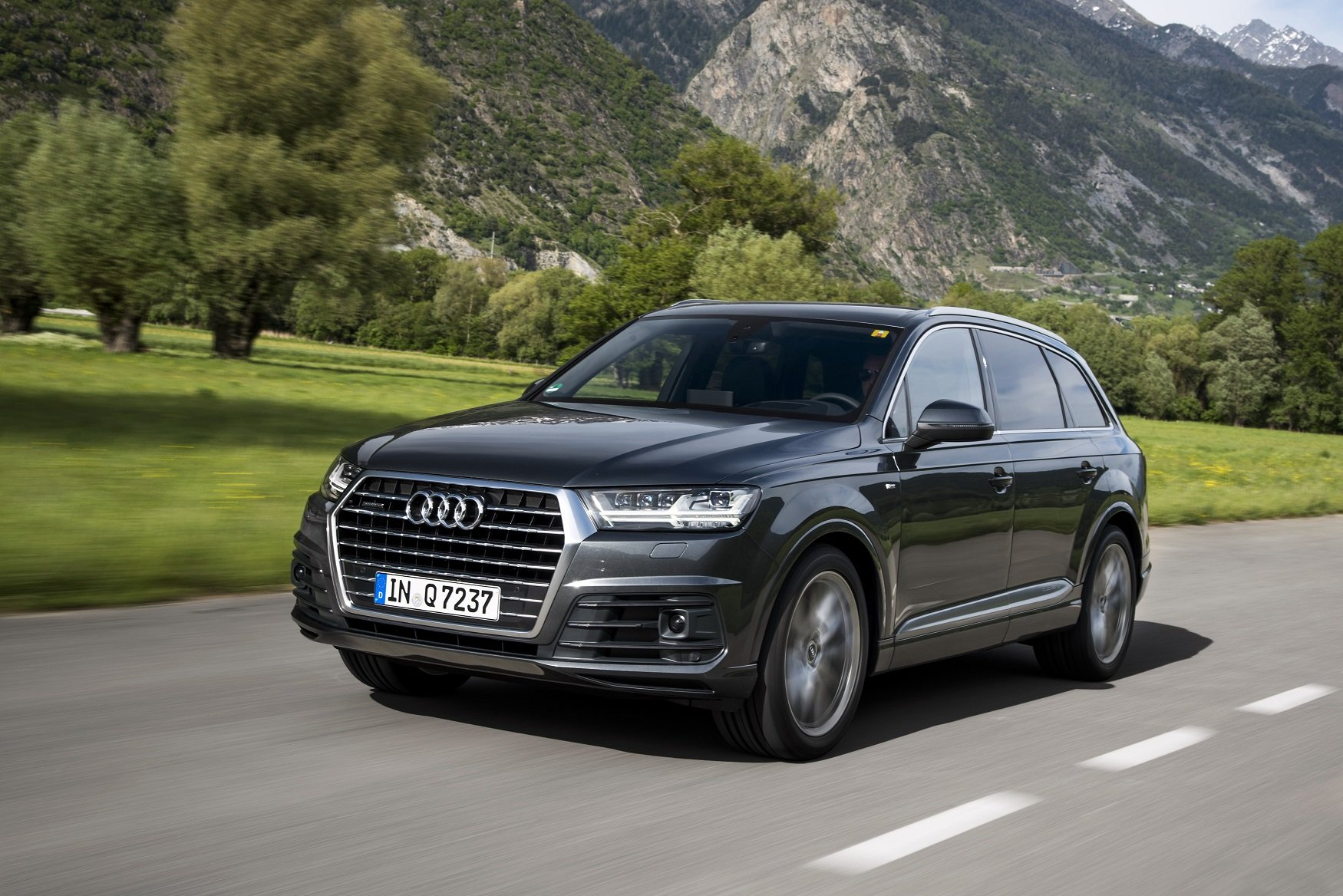 technology drive review audi test