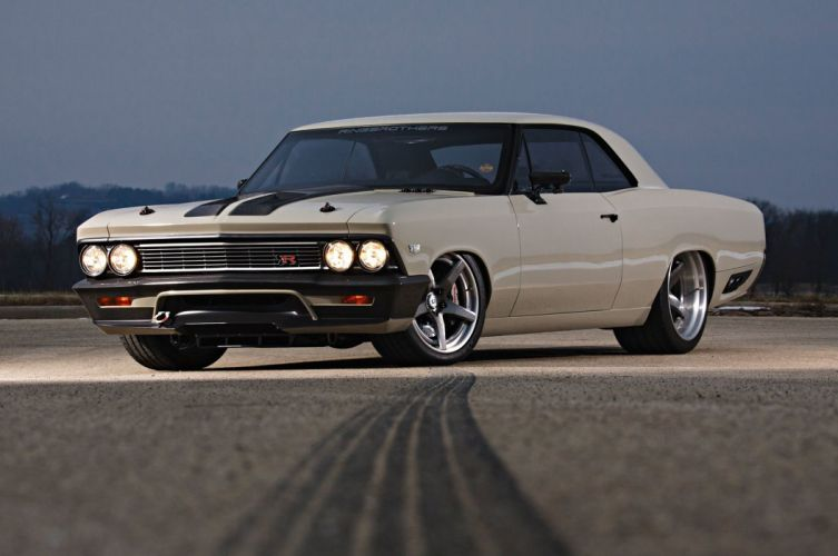 1966 Chevrolet Chevy Chevelle Pro Touring Super Street Hitech USA-2048x1360-01 wallpaper