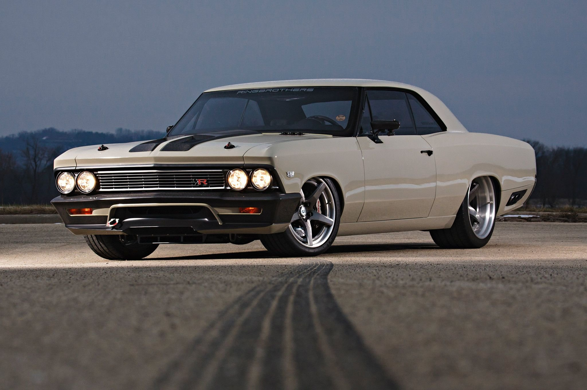 1966 Chevrolet Chevy Chevelle Pro Touring Super Street