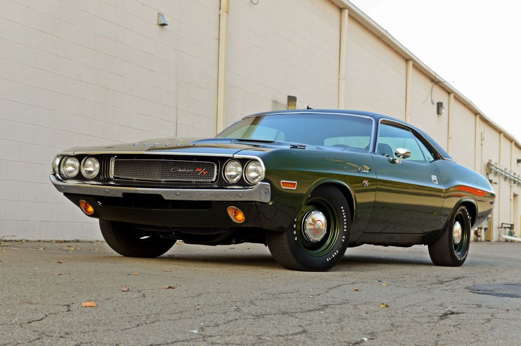 1970 Dodge Challenger RT Muscle Classic Old Original USA 6000x3985-01 wallpaper