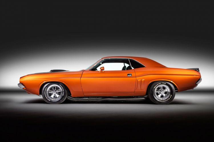1970 Dodge Challenger Streetrod Street Rod Rodder Muscle USA 2040x1360-04 wallpaper