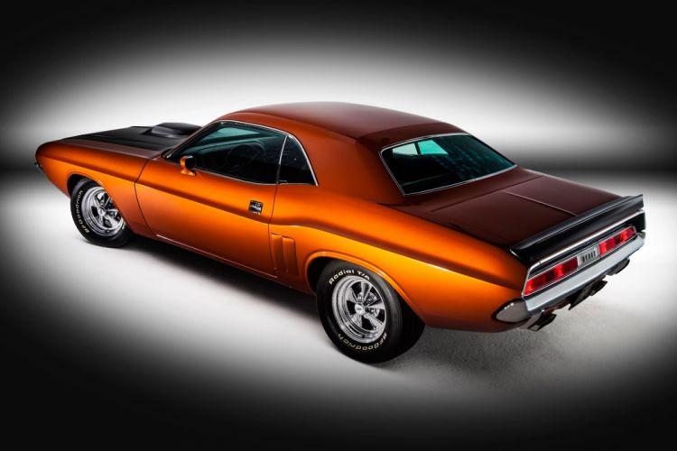 1970 Dodge Challenger Streetrod Street Rod Rodder Muscle USA 2040x1360-05 wallpaper