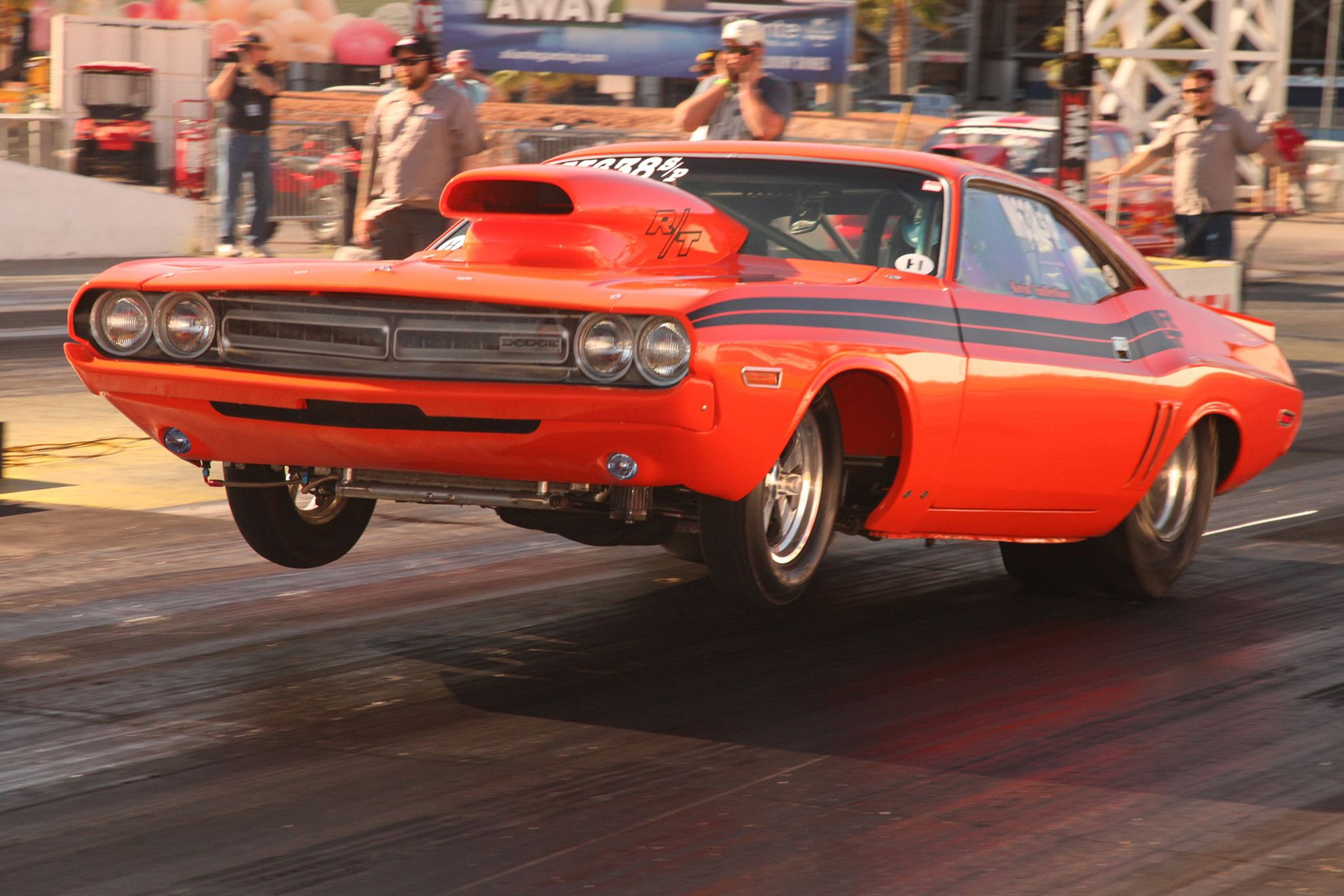 Pro Stock Challenger : Dodge challenger pro stock drag dragster race racing