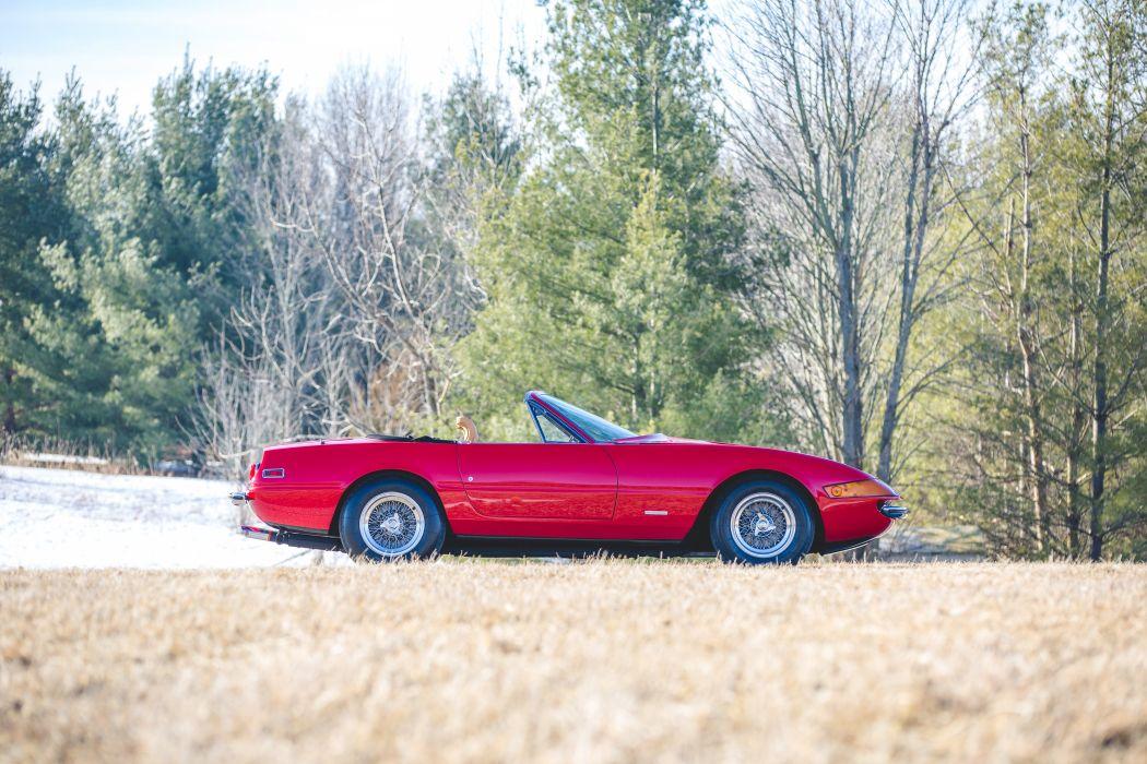 1972 Ferrari 365 GTB-4 Spider Conversion Classic Old Original Italy 6000x4000-06 wallpaper