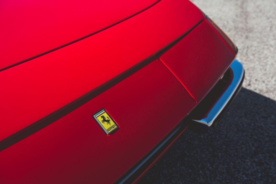 1972 Ferrari 365 GTB-4 Spider Conversion Classic Old Original Italy 6000x4000-10 wallpaper