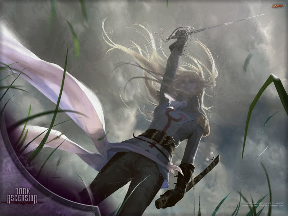 MAGIC GATHERING fantasy artwork art action adventure fighting board card trading wallpaper