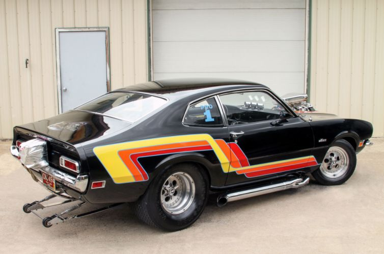 1972 Ford Maverick 302 Pro Street Drag Muscle USA-5184x3442-07 wallpaper