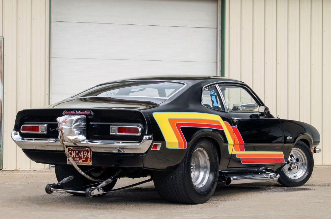 1972 Ford Maverick 302 Pro Street Drag Muscle USA-5184x3442-08 wallpaper