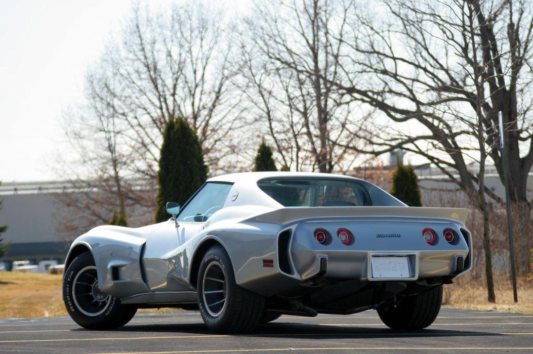 1976 Chevrolet Corvette Greenwood GT C3 Muscle Street Super Hot USA 3200x2143-03 wallpaper