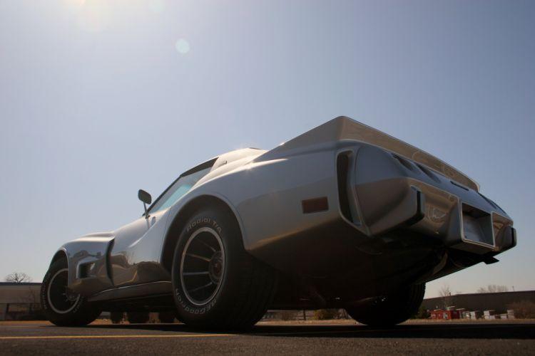 1976 Chevrolet Corvette Greenwood GT C3 Muscle Street Super Hot USA 3200x2143-04 wallpaper