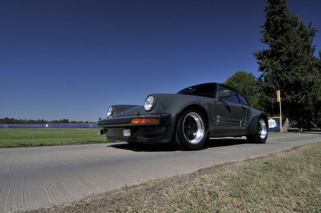 1976 Porsche 930 Turbo Classic Old Original 4288x2848-01 wallpaper