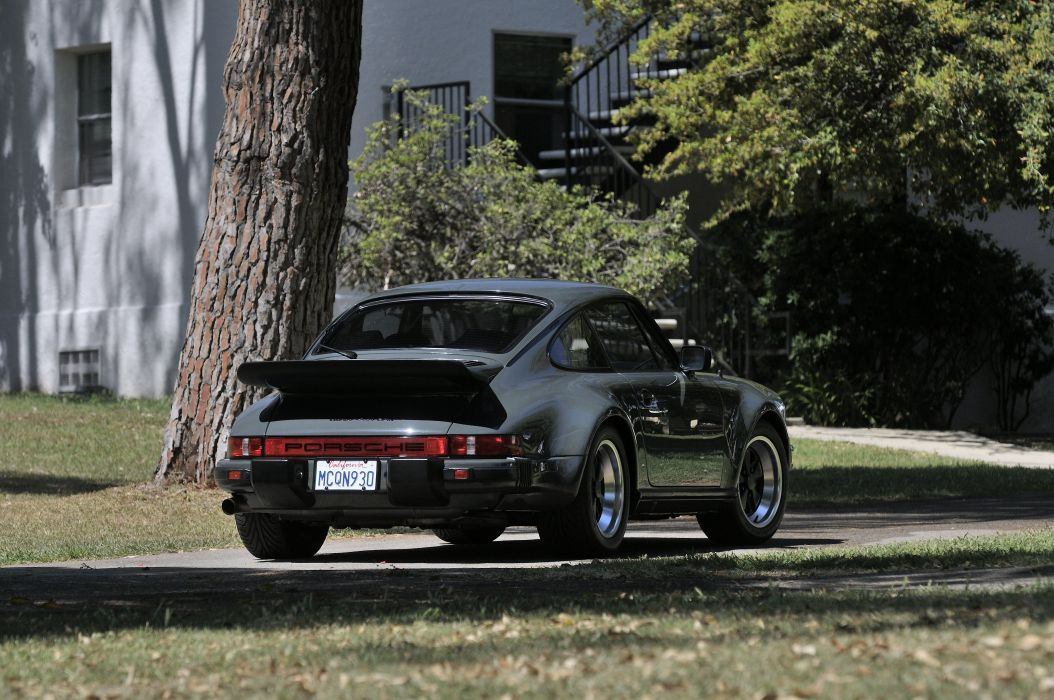 1976 Porsche 930 Turbo Classic Old Original 4288x2848-03 wallpaper