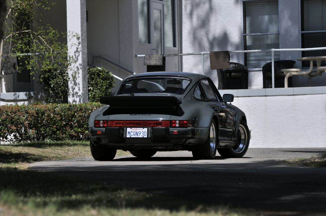 1976 Porsche 930 Turbo Classic Old Original 4288x2848-13 wallpaper
