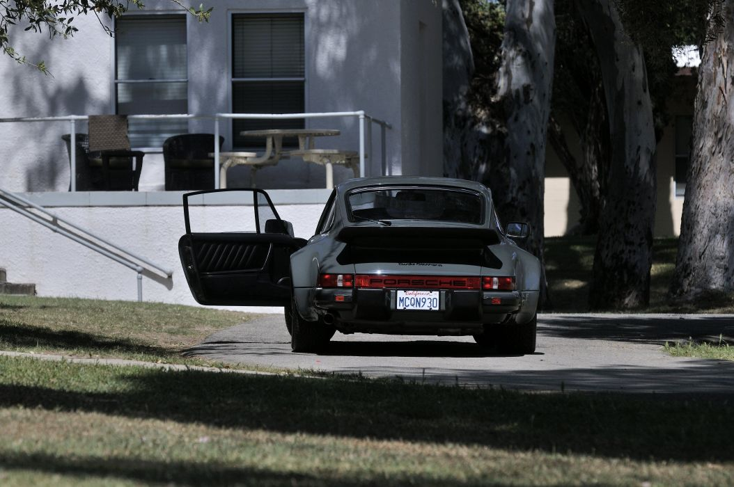 1976 Porsche 930 Turbo Classic Old Original 4288x2848-14 wallpaper